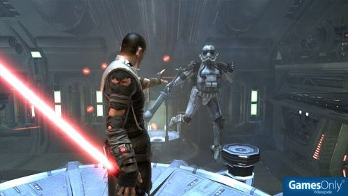 Star Wars: The Force Unleashed Sith Edition PS3