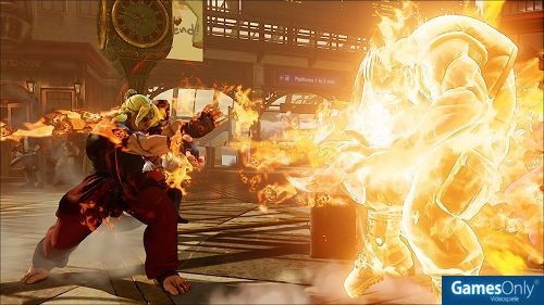 Street Fighter V PS4 PEGI bestellen