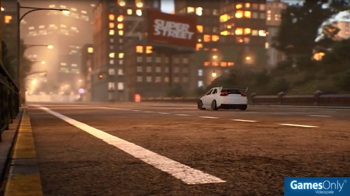Super Street: The Game Nintendo Switch PEGI bestellen