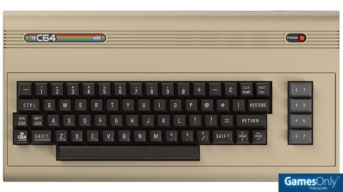 THE C64 Mini Gaming Zubehör