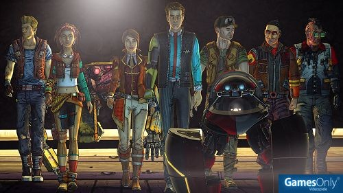 Tales from the Borderlands Xbox One
