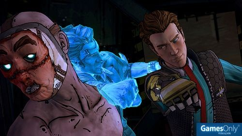Tales from the Borderlands PS4 PEGI bestellen