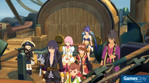 Tales of Vesperia: Definitive Edition PS4 PEGI bestellen