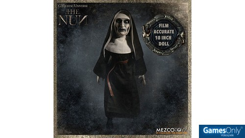 Conjuring 2 Living Dead Plüschfigur The Nun (46 cm) Merchandise