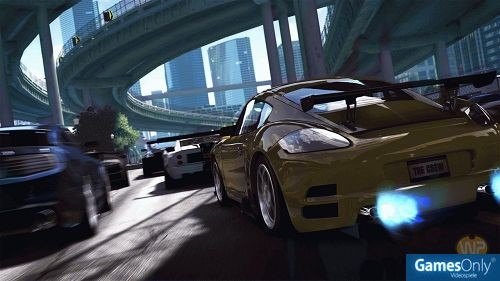 The Crew PS4 PEGI bestellen