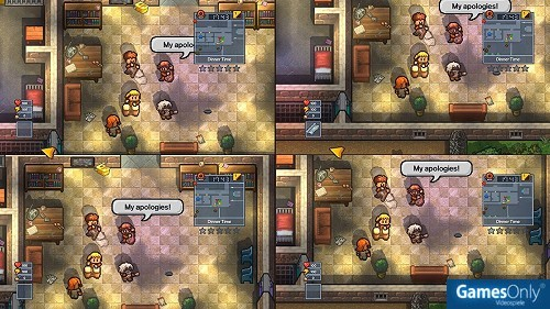 The Escapists 2 PS4