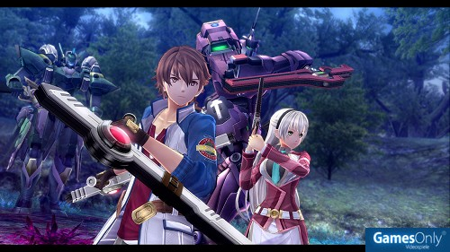 The Legend of Heroes: Trails of Cold Steel IV Nintendo Switch PEGI bestellen