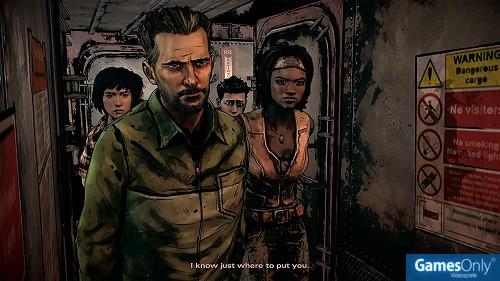 The Walking Dead The Telltale Definitive Series Xbox One PEGI bestellen
