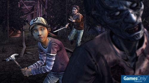 The Walking Dead: Season 2 Xbox One