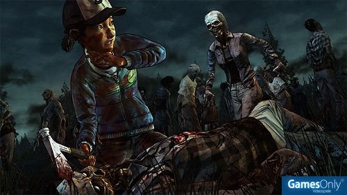 The Walking Dead: Season 2 PS4