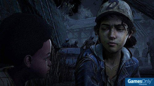 The Walking Dead The Final Season Xbox One PEGI bestellen