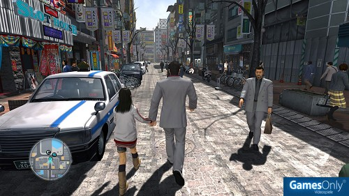 The Yakuza Remastered Collection PS4 PEGI bestellen