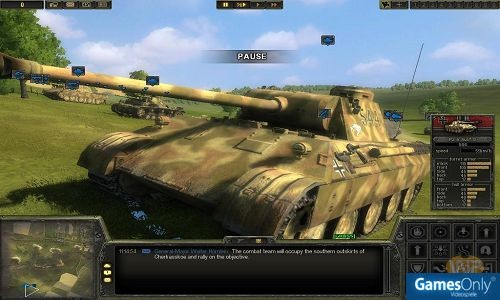 Theatre of War 2: Kursk 1943 PC Download