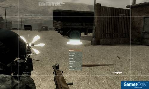 Tom Clancy s Ghost Recon Advanced Warfighter 2 uncut PS3
