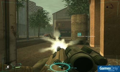 Tom Clancy s Ghost Recon Advanced Warfighter PC Download