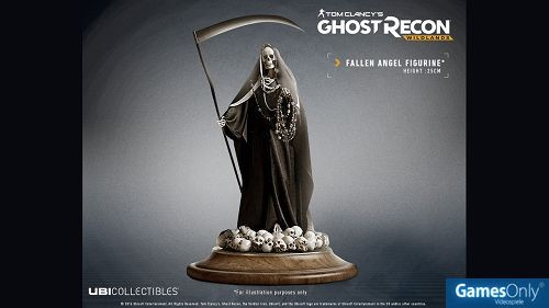 Tom Clancys Ghost Recon Wildlands Fallen Angel Figur Merchandise