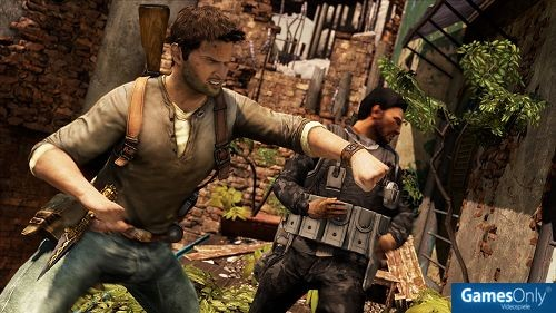 Uncharted 2: Among Thieves PS4 PEGI bestellen