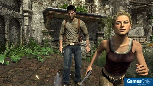 Uncharted: Drakes Fortune PS4 PEGI bestellen