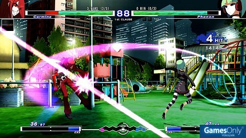 Under Night In-Birth Exe: Late PS4 PEGI bestellen