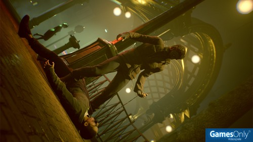 Vampire: The Masquerade Bloodlines 2 PS4 PEGI bestellen