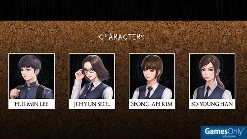 White Day: A Labyrinth Named School PS4 PEGI bestellen