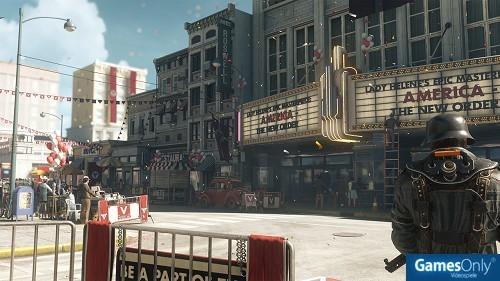 Wolfenstein II: The New Colossus AT PS4 PEGI bestellen