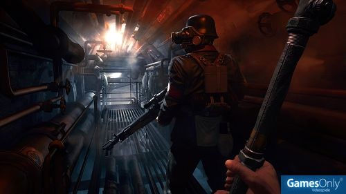 Wolfenstein: The Old Blood PS4 PEGI bestellen