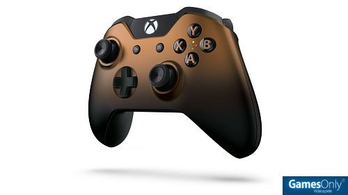 Xbox One Special Edition Copper Shadow Wireless Controller Xbox One