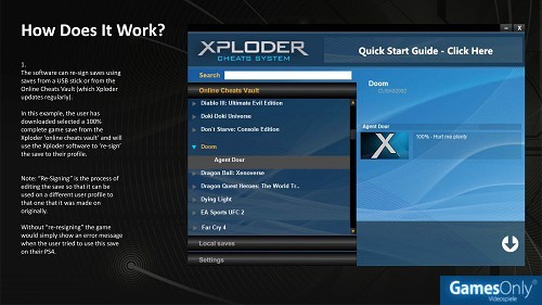 Xploder PS4 PC Download PEGI bestellen
