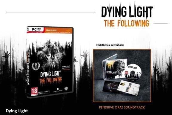 Dying Light: The Following Enhanced [Special uncut Edition] + Kettensäge  (PC)