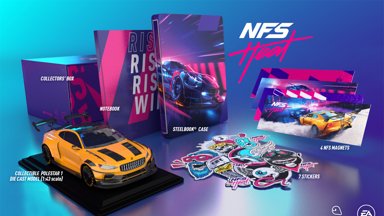 Need for Speed Heat Ultimate Edition