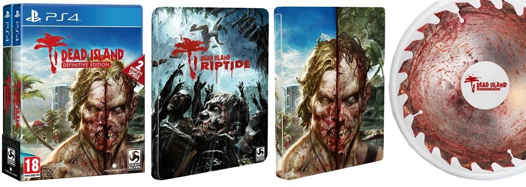 Dead Island Definitive Edition Disc